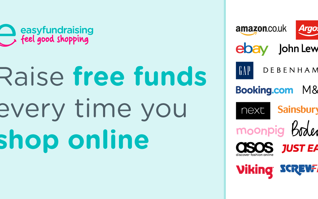 Raise funds for Think Children every time you shop online!